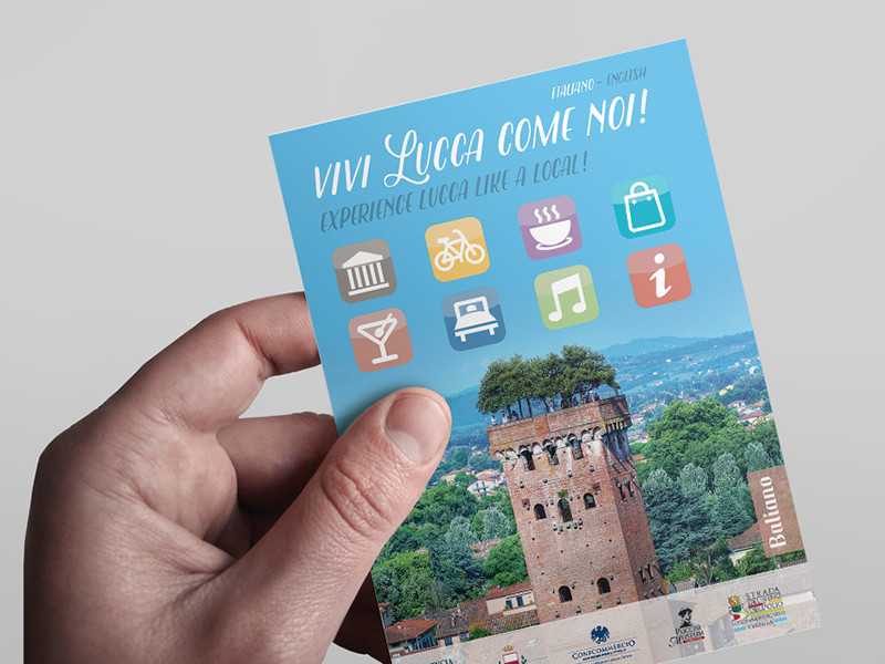 Mappa Lucca