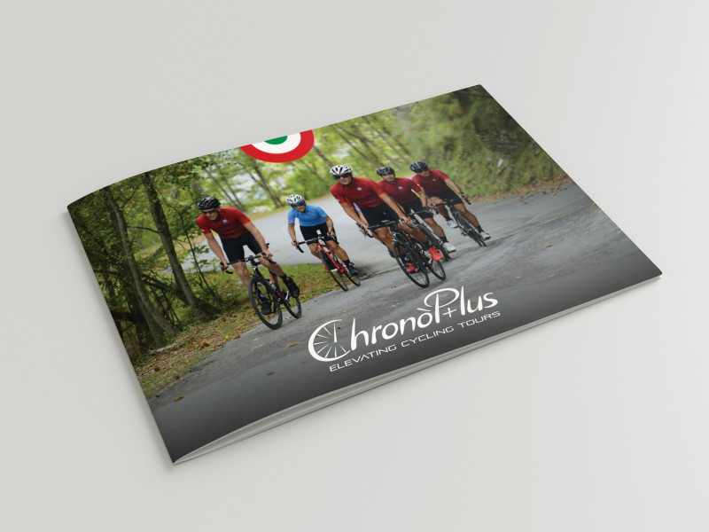 Brochure ChronòPlus - Elevating Cycling Tours