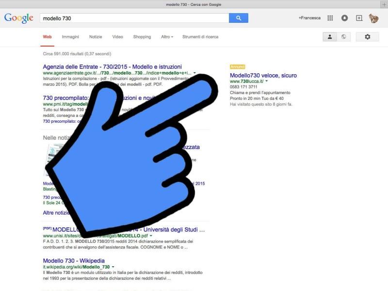 Campagna Cia Inac - Google
