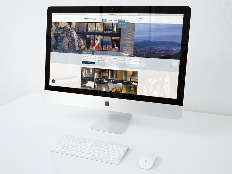 Agenzia immobiliare Sito web
