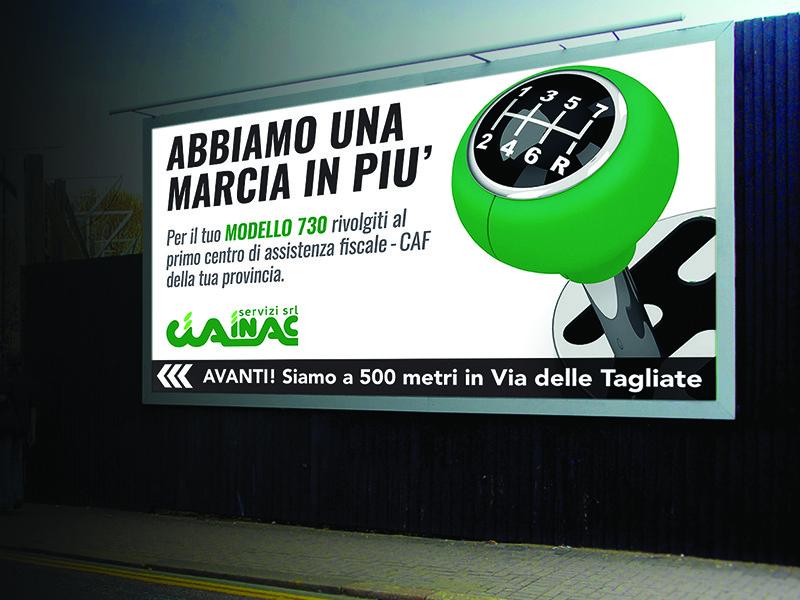 campagna pubblicitaria Lucca