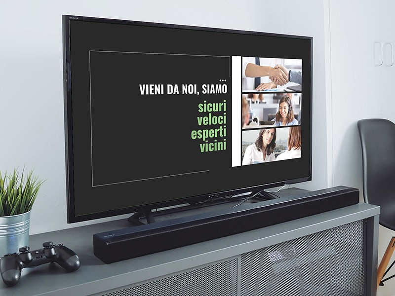 Spot Tv Modello 730